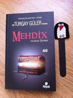 kitap, Kitap OkuYorum, Mexdix, Sıradışı Üçleme, Turgay Güler,