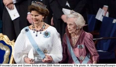 """""""The miner's daughter who became Swedish royalty's grand old lady ~ Princess Lilian of Sweden Princess Lilian of Sweden, who has died aged 97, had to wait thirty years to get her prince, but her discretion might well have saved the Swedish monarchy."""