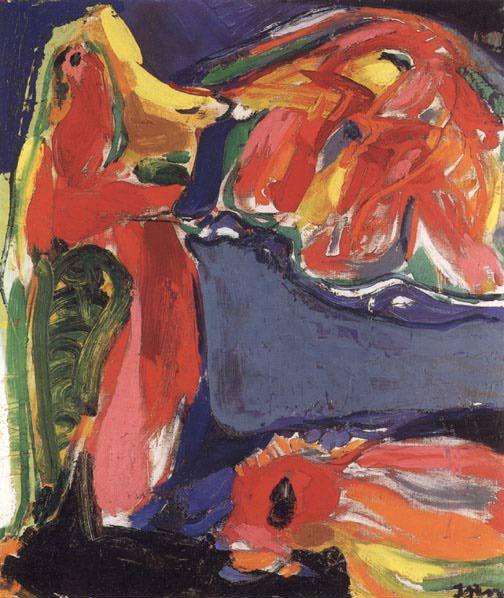 Asger Jorn | Abstract Artist