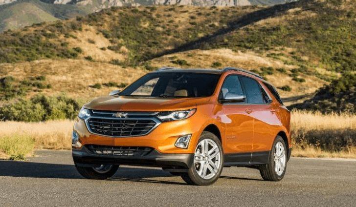 2020 Chevy Equinox Concept Redesign Price And Specs Dengan