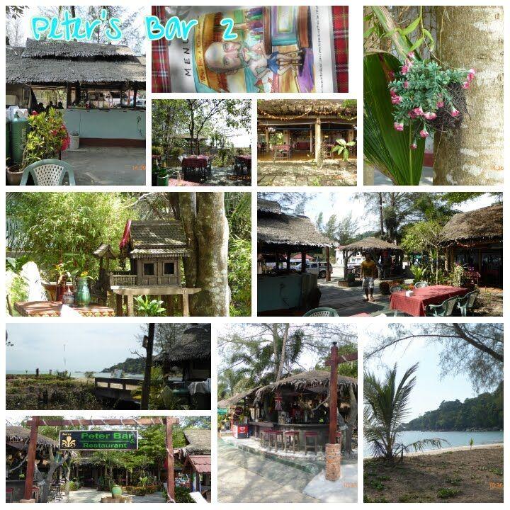 Peter Bar und Restaurant 2 - Ban Khao Lak -  Khao Lak/Merlin/South Beach - Khao Lak- Thailand
