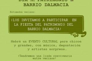 Panorama familiar en el Día del Patrimonio Cultural en Santiago
