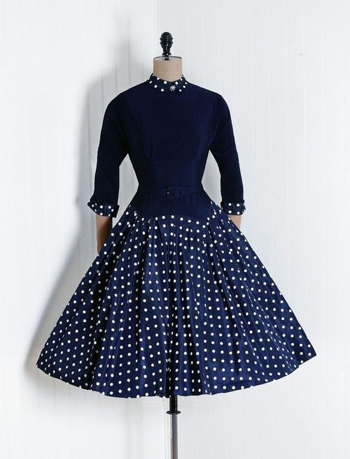 Dress 1950s Timeless Vixen Vintage - OMG that dress!