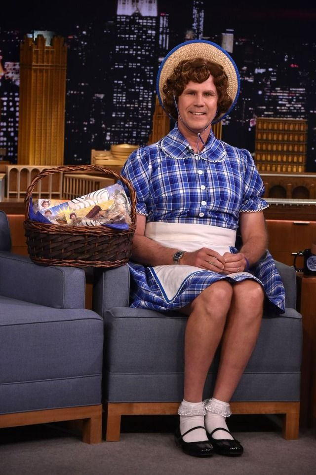 Watch Will Ferrell — we mean, Little Debbie — make an adorable visit to The Tonight Show.