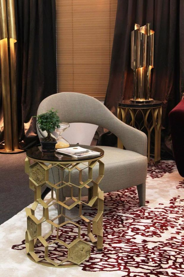 Decorex London 2016  highlights from the tradeshow43 best metal coffee table marscona images on Pinterest   Coffee  . Living Tables London. Home Design Ideas