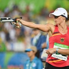 Combined events of the Women's Olympic Modern Pentathlon