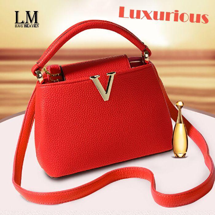 BAGS - Handbags Red(v) SSA01oDEL