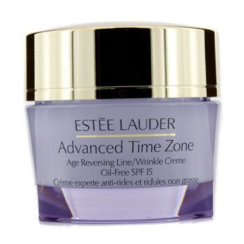 Advanced Time Zone Age Reversing Line/ Wrinkle Creme Oil-free Spf 15 (normal/ Combination Skin)