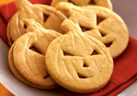 Biscotti mostruosi Halloween