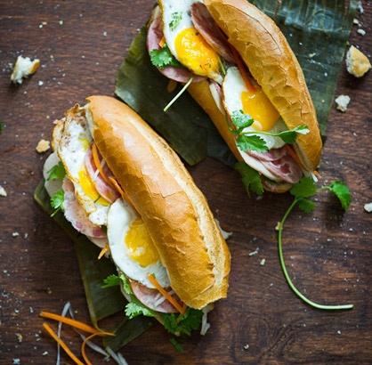 Banh MiEggs Rolls, Breakfast Healthy, Eggs Recipe, Company Picnics, Healthy Eating, Fries Eggs, Breakfast Sandwiches, Cooking Tips, Eggs Sandwiches