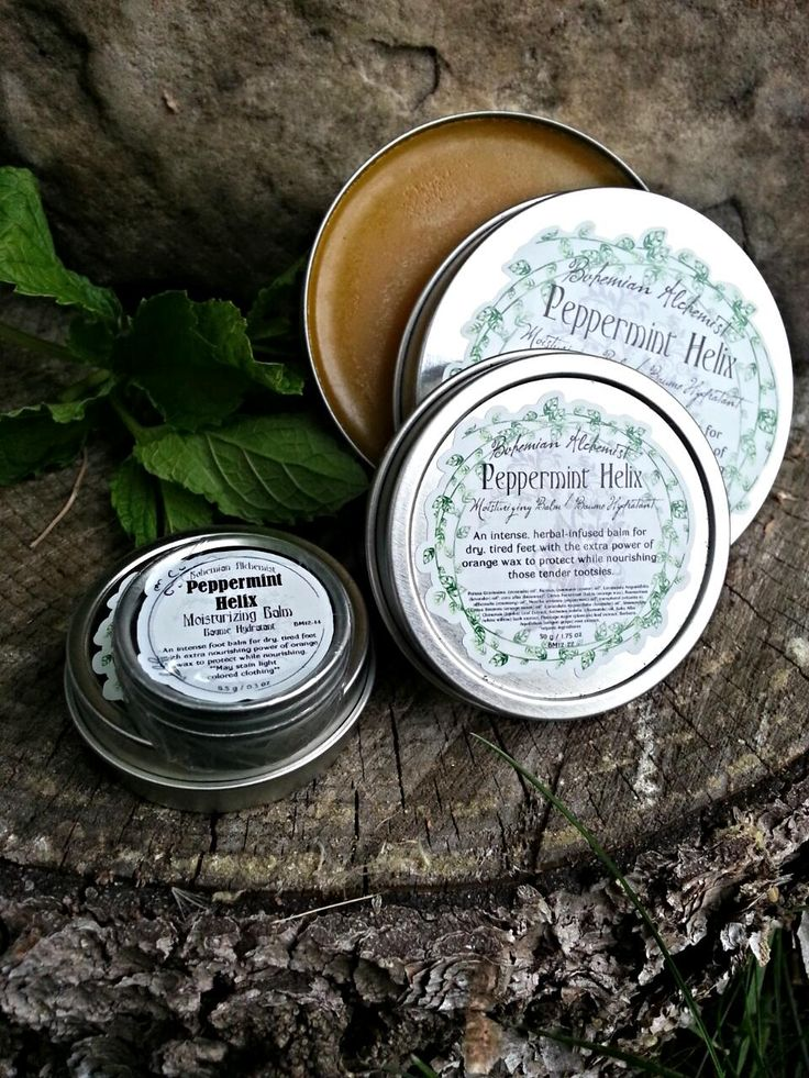 Peppermint Helix foot balm is a keen combination of oils and waxes infused with a carefully chosen herbal blend to help tired feet perk up at the end of a long day, so you can do this things you want instead of the regular daily chores that are expected.