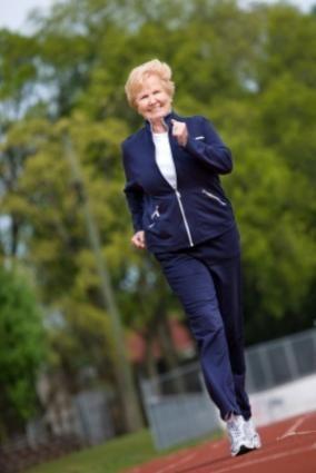 Osteoporosis Exercises for Older Women