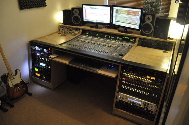 Oak Veneer Desk Solid Oak Edging With Avid C24 Desk Plus