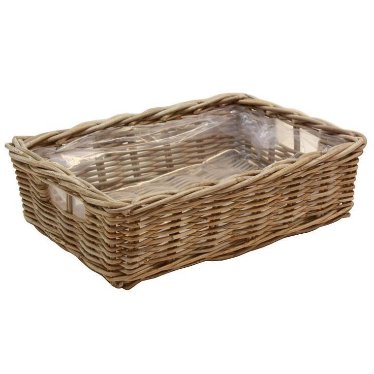 17 mejores im genes sobre cestas para plantas cestas para - Cestas de mimbre pequenas ...