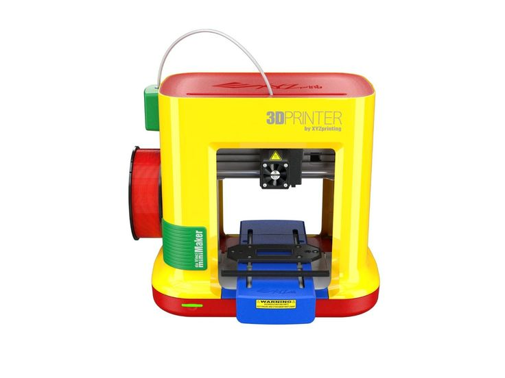 XYZPrinting's MiniMaker Could Make Things Tough For Many Small 3D Printer Manufacturers #3DPrinting