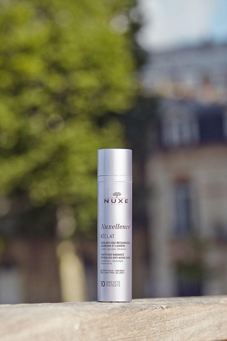 #NuxellenceEclat #Nuxellence #NUXE #Paris #Beauty