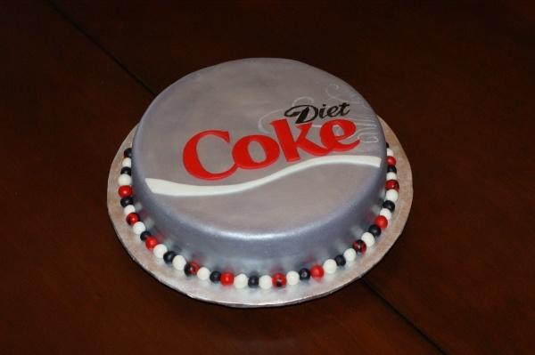 Diet Coke Cake - love it!