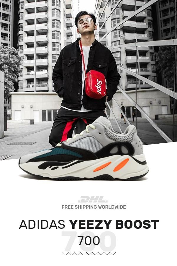 a54ad4fb82143 For sale authentic Adidas Yeezy Boost 700 Wave Runner  sneakers  fashion   shoes
