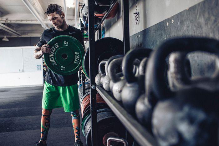 KME Studios - Michael Müller Photographer, Sportsphotography, Sport Photos, fitness in the gym #sport #photography