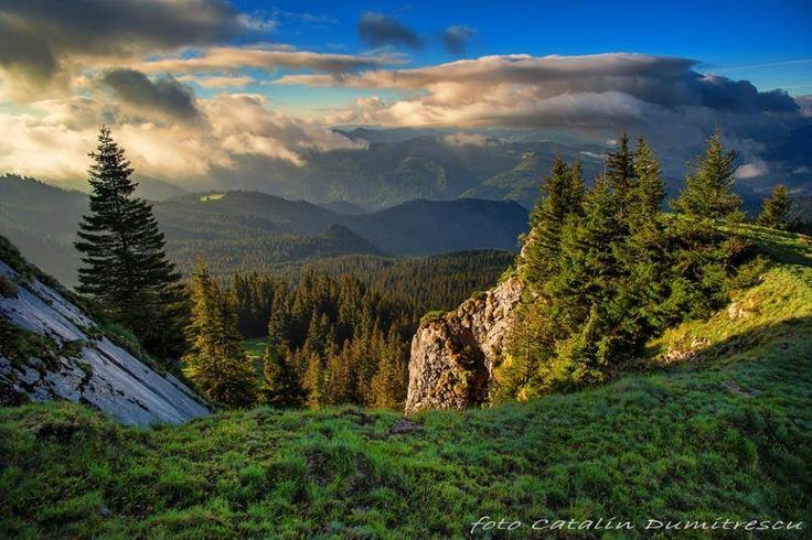 Rarau Mountains - Carpathians, Romania