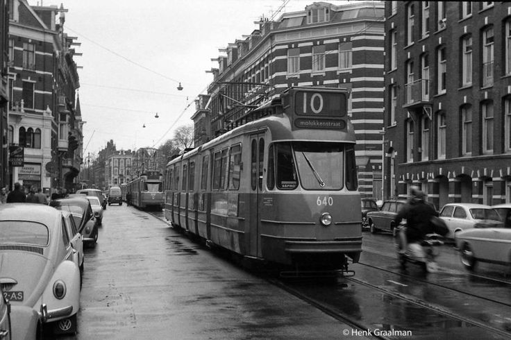 Ruyschstraat Amsterdam (jaartal: 1960 tot 1970) - Foto's SERC