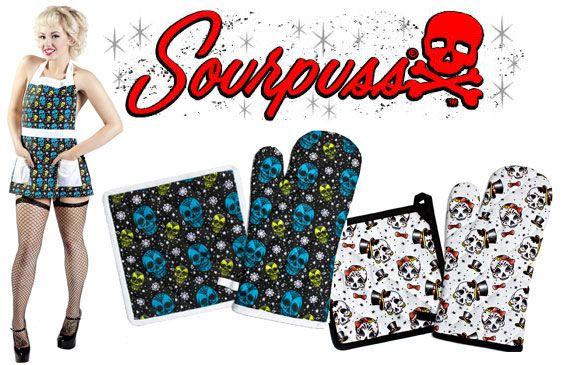 Spotlight on Sourpuss Clothing Brand