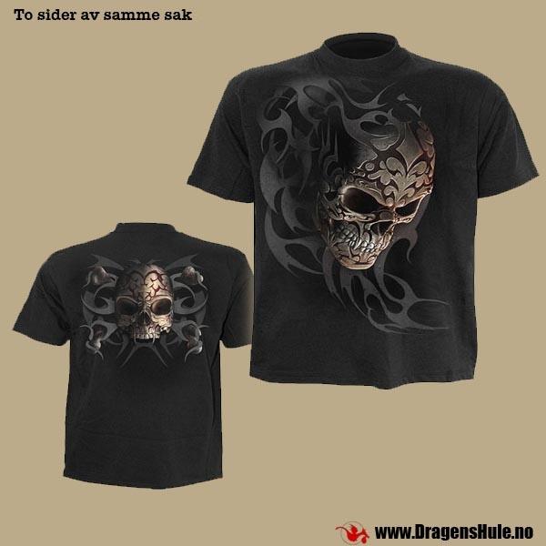 T-skjorte: Tribal Shadows  - Dragens Hule - $299nok: Tribal Shadows, Dragen Hule