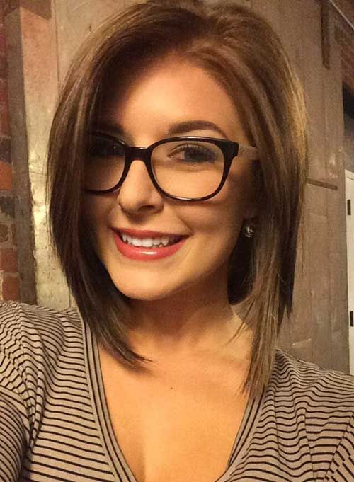 Latest Brown Bob Hairstyles | Bob Hairstyles 2015 - Short Hairstyles for Women