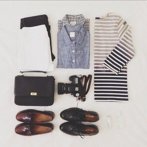 packing inspiration