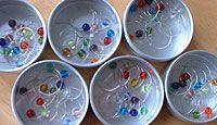 wine glass charmsWineglass Markers, Wine Glass, Hostess Gift
