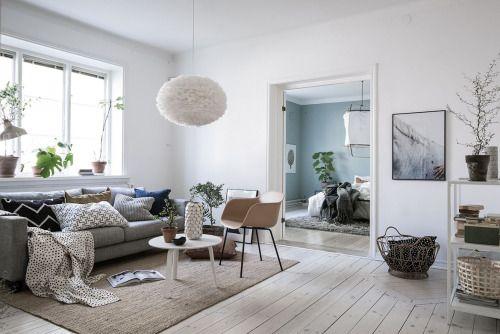 Scandinavian apartment   floorplan  Follow Gravity Home: Blog -...