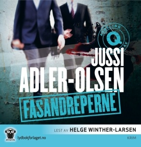 Fasandreperne, bra bok, men ikke den beste i serien./ Good thriller, but not the best in that series.