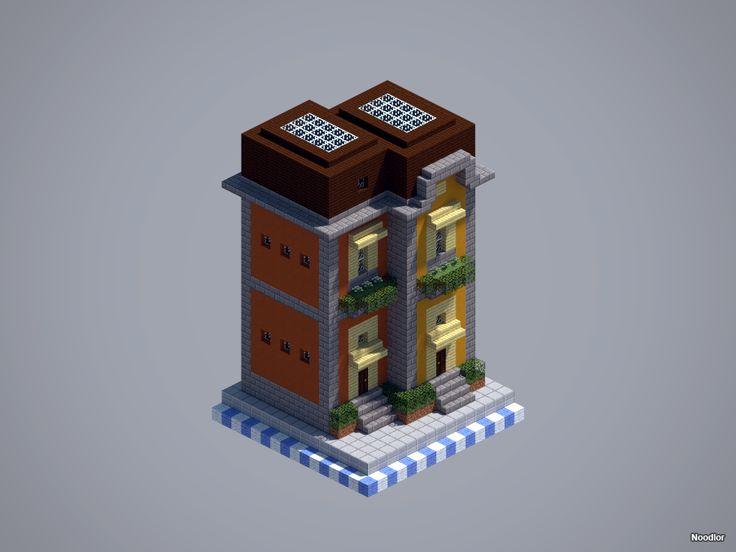 Best 25 Modern Minecraft Houses Ideas On Pinterest Maisons