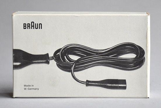 The Packaging of Braun - AnotherDesignBlog.