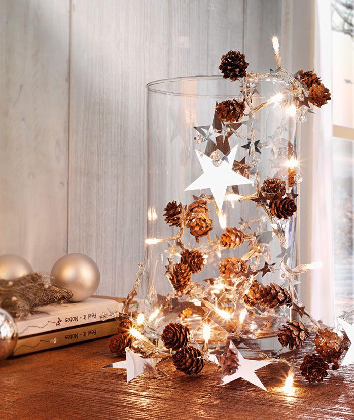 Weihnachtliche Glanzlichter | Lichterkette