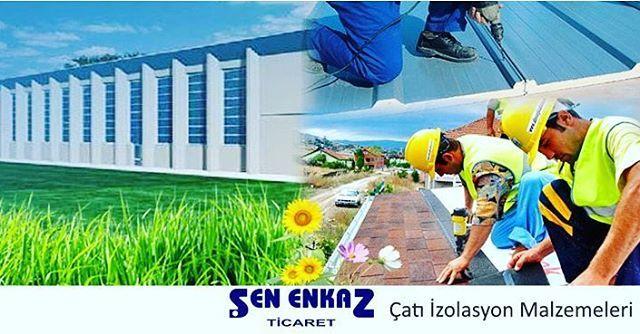 Şen Enkaz Hizmetinizde ✋���� Çatı#kaplama#ısı#yalıtım#su#yalıtımı#polikarbon#membran#cephe#ara#bölme#pvc#ışıklı#ürünler#galvaniz#saç#ürünleri#su#depoları#yağmur#oluk#sistemleri# ��������✔✴ Web Sitesi için : ��www.senenkaz.com �� http://turkrazzi.com/ipost/1521720111551440170/?code=BUePGEIl2Uq