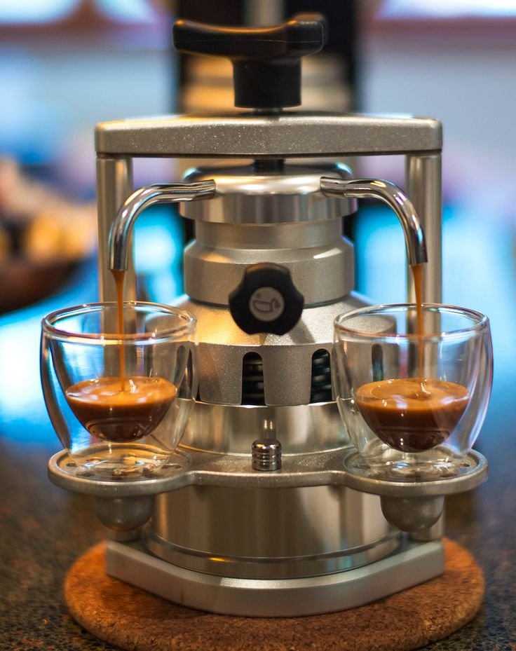 #Coffee - A real #espresso