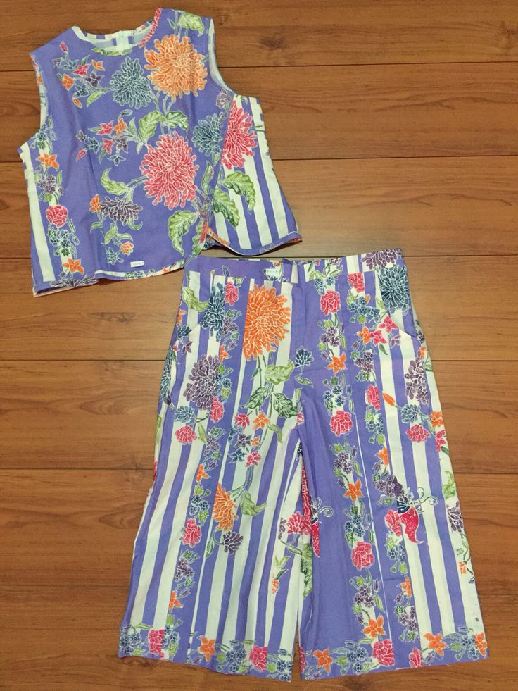 Batik encim bunga lerek pekalongan. Batik Indonesia
