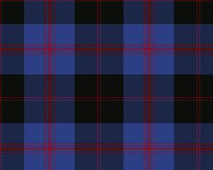 The Metcalf's are part of the Angus Clan... Angus Tartan