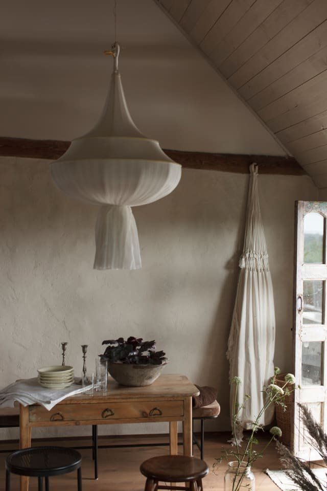 This Scandinavian Home Is A Dreamy Minimalist Farmhouse Rustic
