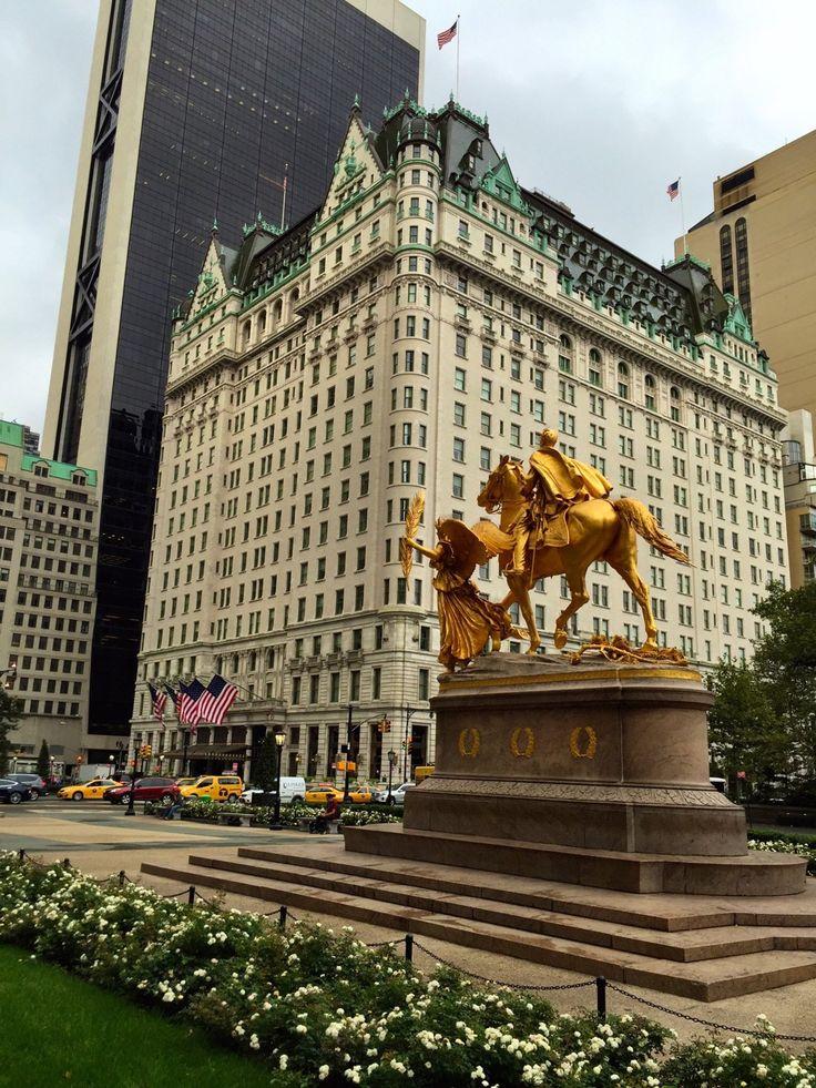 The Plaza by @beesbudoir #newyorkcityfeelings #nyc #newyork