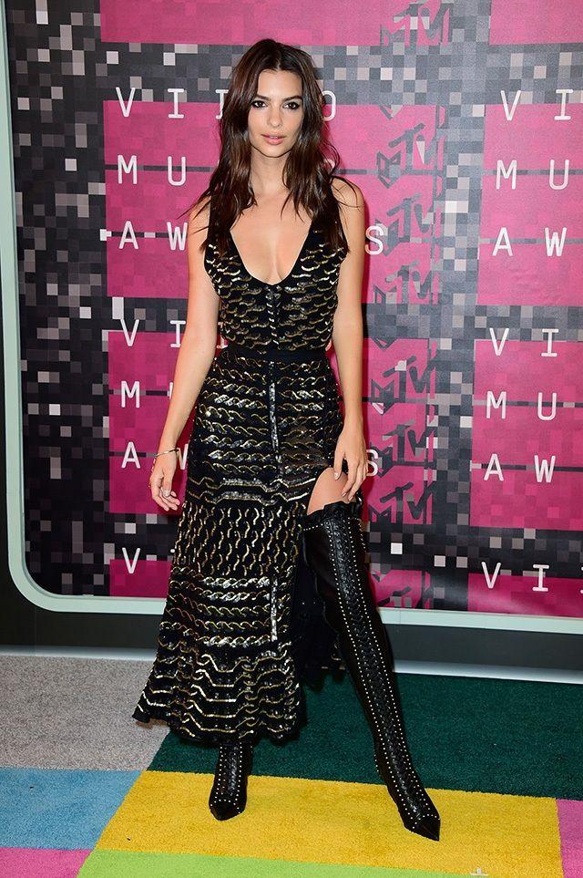 Emily Ratajkowski | 2015 MTV VMA Best Looks