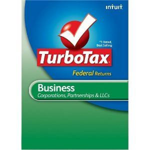 TurboTax Business Federal + E-file 2011[Download]