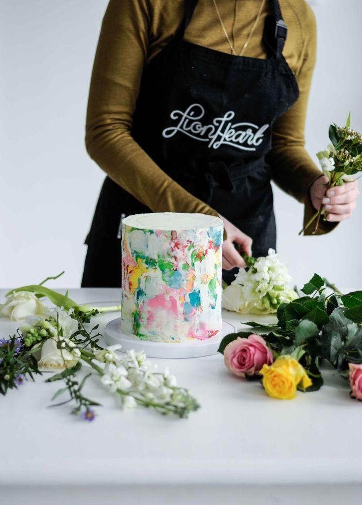 WIP | Celebration Cake by LionHeart