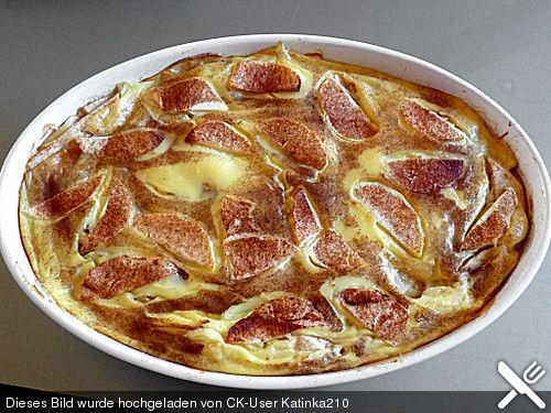 Apfellasagne mit Vanillesoße, ein beliebtes Rezept aus der Kategorie Auflauf. Bewertungen: 119. Durchschnitt: Ø 3,9.