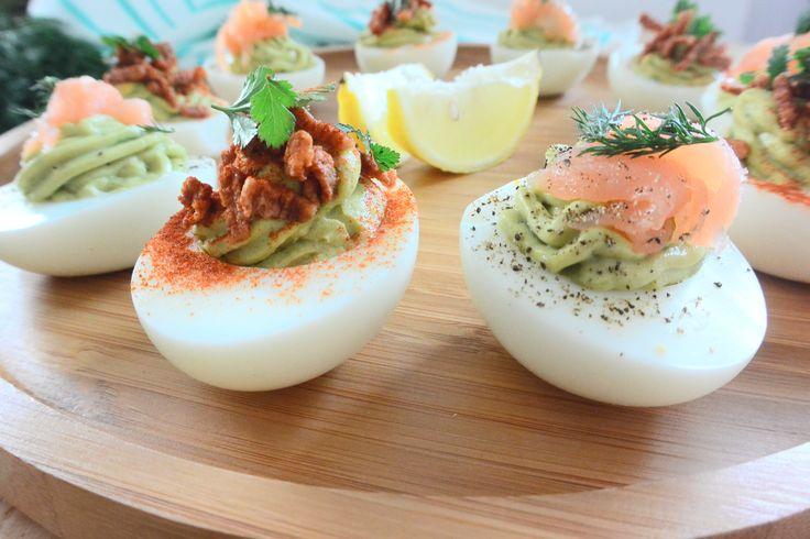 Paasborrel? Dan mogen gevulde eieren EI-genlijk niet ontbreken ;-) In dit blogje laat Kiki twee verantwoorde varianten zien. Dat wordt verantwoord snacken deze Paasdagen!
