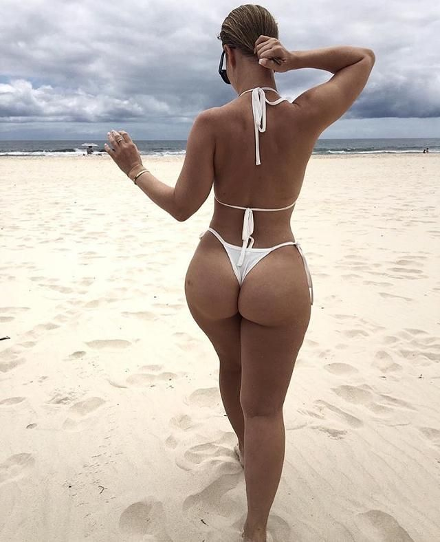 Big ass beach