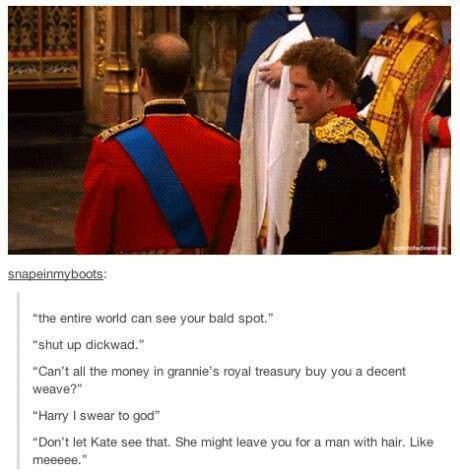 Gotta love Harry