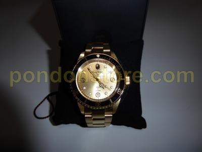 A BATHING APE : bapex gold face type1 metallic bape watch [Pondon Store]