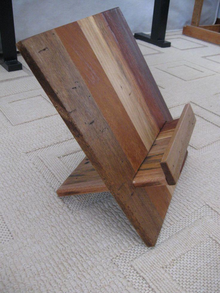 Image Result For Adjule Wooden Cookbook Stand